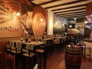 Restaurantes en Mairena del Aljarafe
