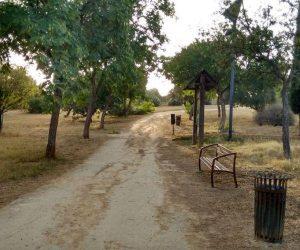 Parque Porzuna Mairena del Aljarafe