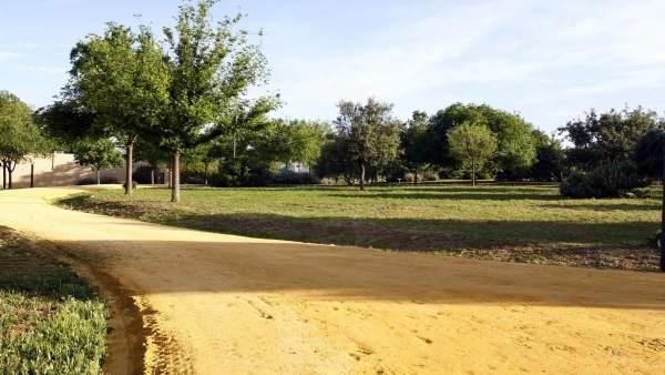 Zonas verdes en Sevilla