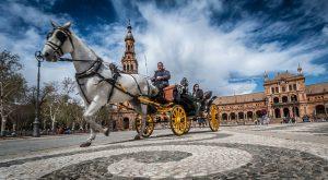 mejor época para visitar Sevilla